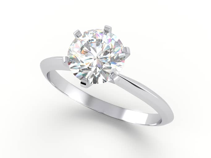 What are the different engagement ring styles