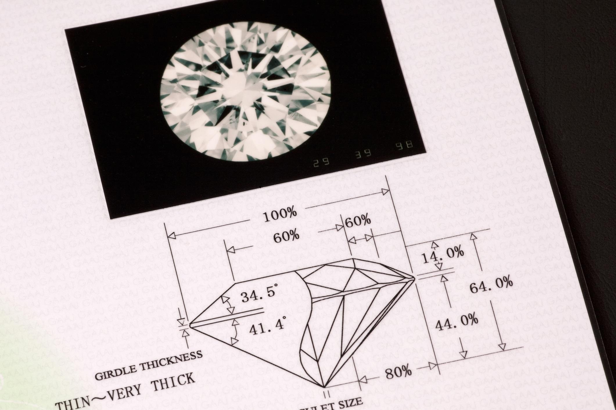 diamond certification